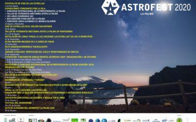 El Paso tendrá una participación destacada en el festival astronómico Astrofest 2020