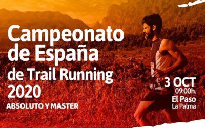 El Paso organizará el sexto Campeonato de España de Trail Running Absoluto y Máster