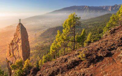 El Paso apuesta en su décima Ruta de Senderos Locales por el emblemático espacio natural de Los Campanarios